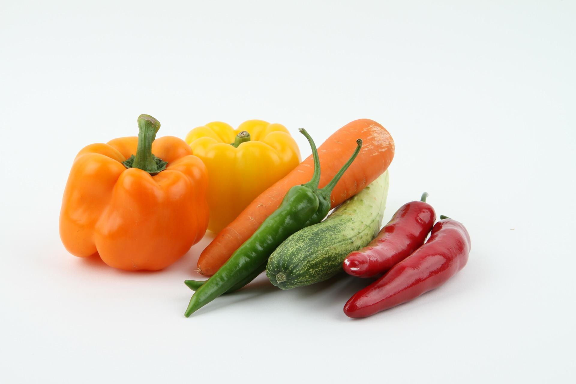 Die 50 kalorienärmsten Lebensmittel