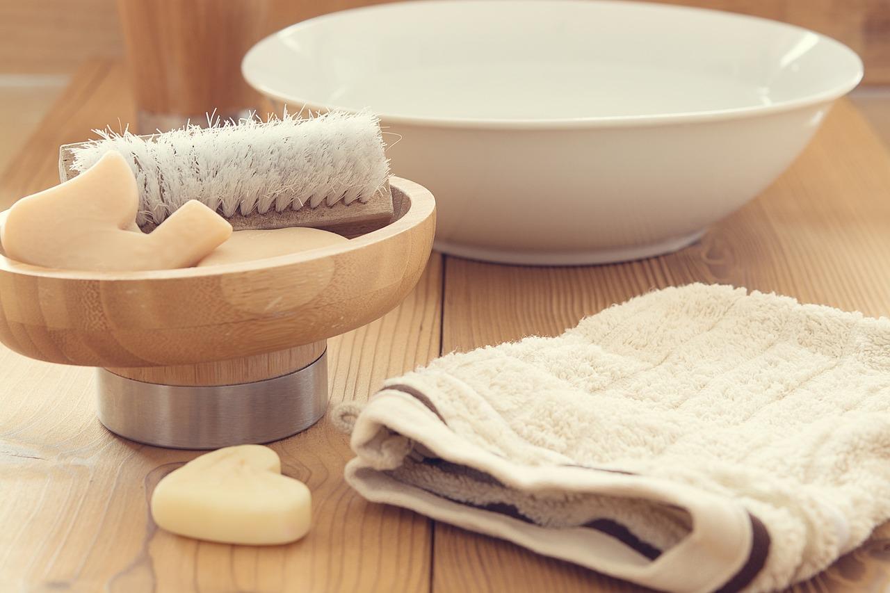 Natron für die Körperpflege