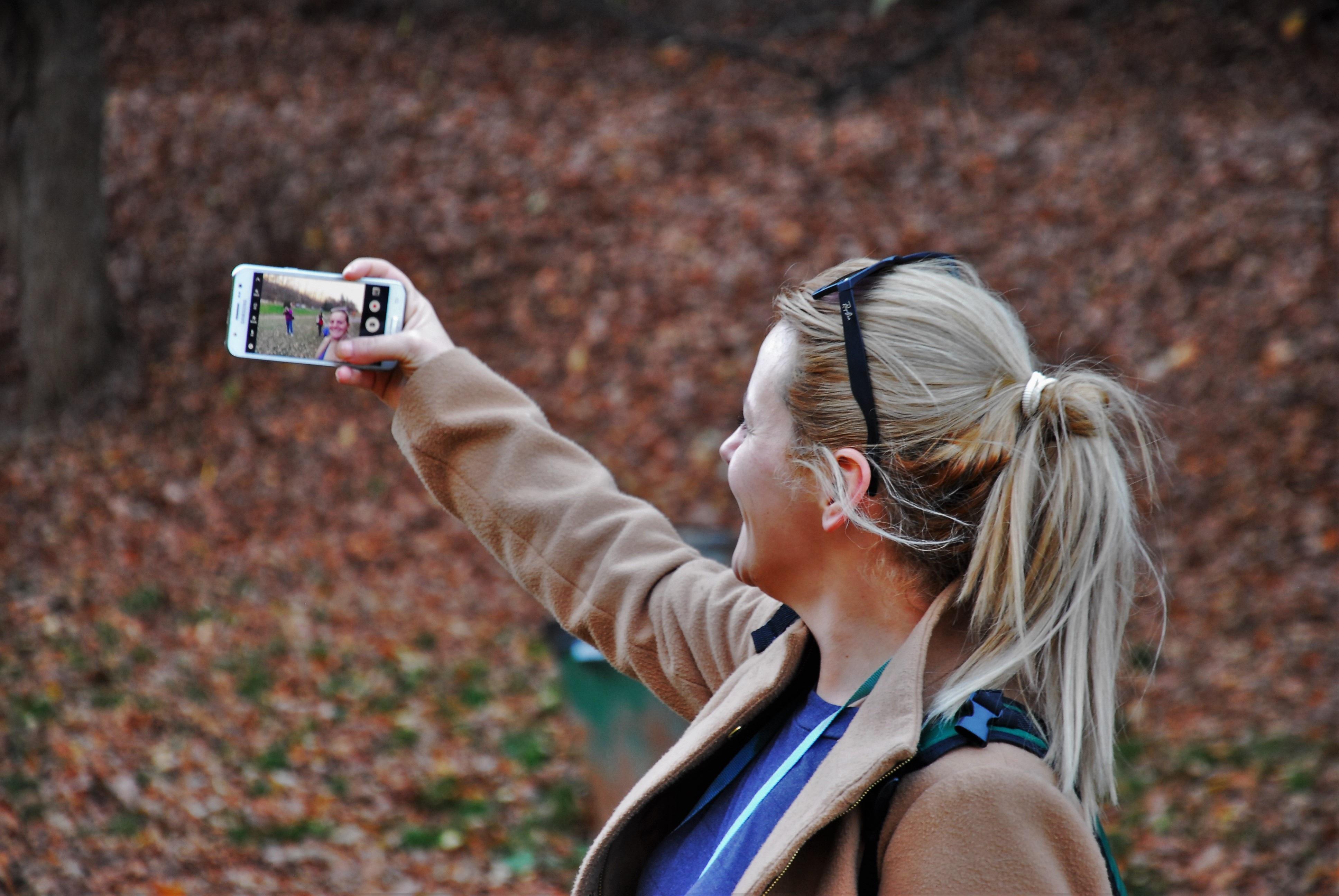 Perfekte Selfies mit Hilfe der Wissenschaft