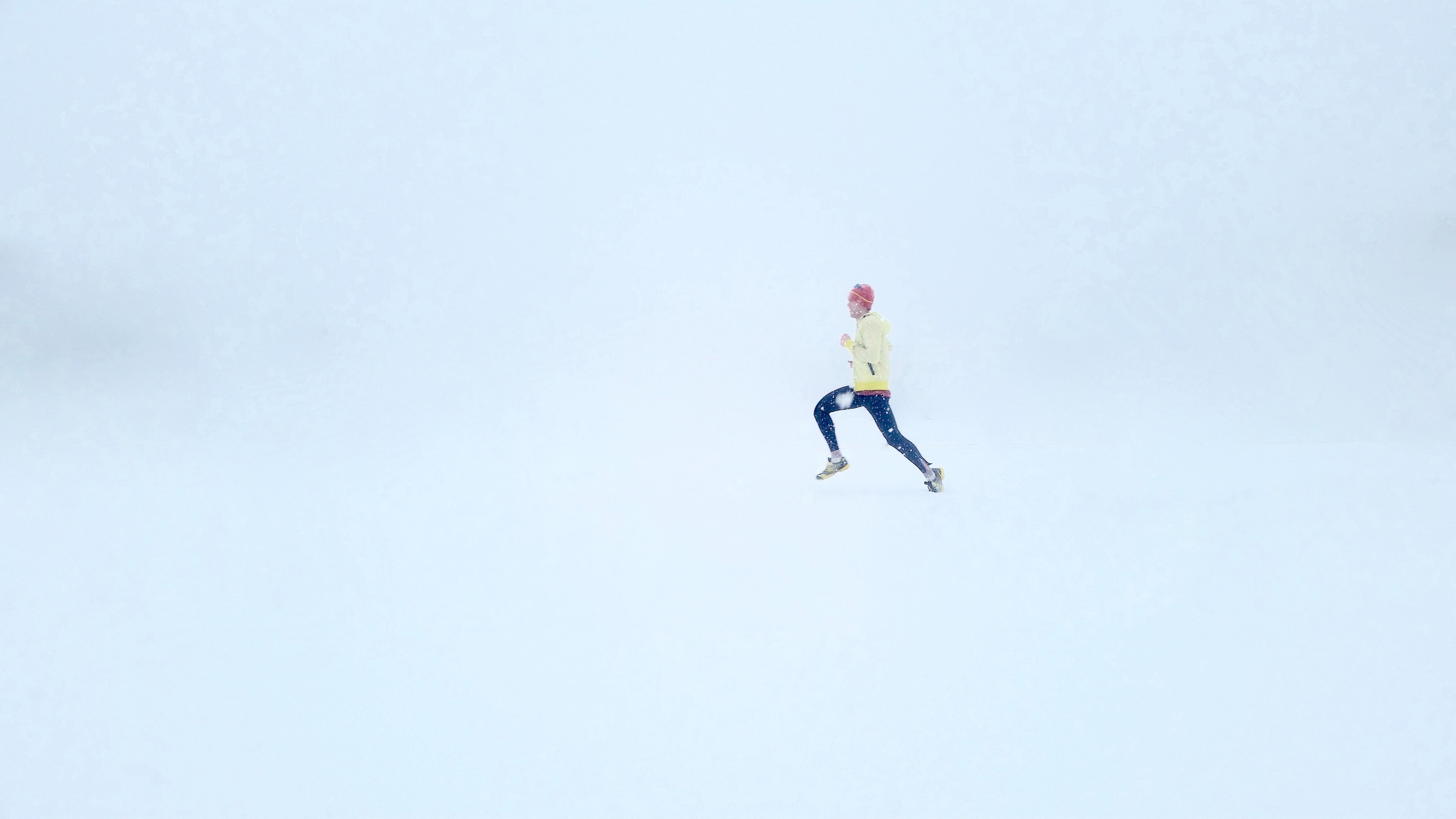 Glücklich durch den Winter durch regelmässige Bewegung!