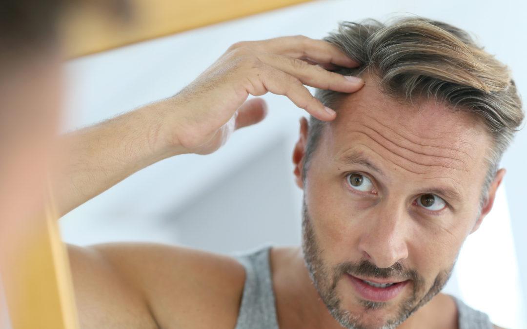 Mesotherapie gegen Haarausfall: PRP Therapie ganz schmerzfrei